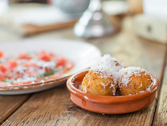 Bunte Tomaten im Chambao