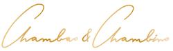 Chambao & Chambino Logo